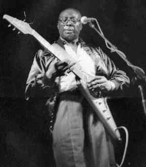 Birth of the Blues: Albert King