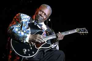 Birth of the Blues: BB King