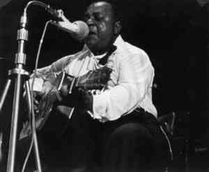 Birth of the Blues: Big Joe Williams