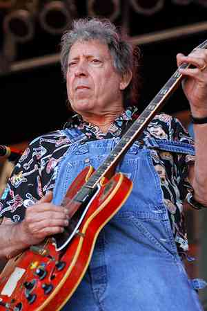 Birth of the Blues: Elvin Bishop