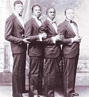 Birth of the Blues: Golden Gate Jubilee Quartet