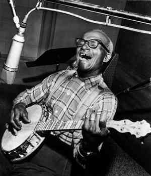 Birth of the Blues: Gus Cannon
