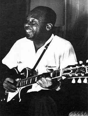 Birth of the Blues: Henry Townsend
