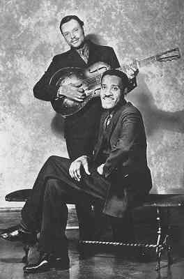 Birth of the Blues: Leroy Carr and Scrapper Blackwell