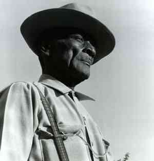 Birth of the Blues: Mance Lipscomb