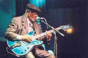Birth of the Blues: Robert Lockwood