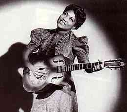 Birth of the Blues: Sister Rosetta Tharpe
