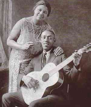 Birth of the Blues: Sara Martin with Sylvester Weaver