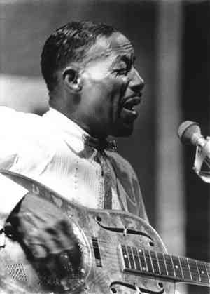 Birth of the Blues: Son House