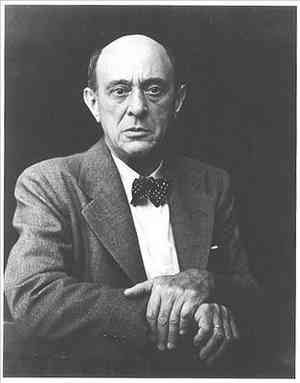 Birth of Classical Music: Arnold Schoenberg