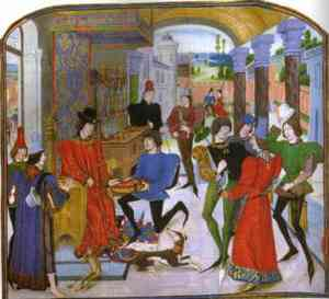 Birth of Classical Music: Burgundian Court of Charles the Bold