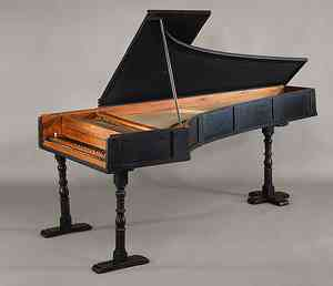 Birth of Classical Music: Cristofori Grand Piano 1720