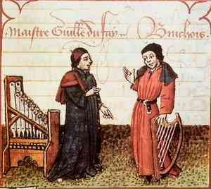 Birth of Classical Music: Guillaume DuFay w Gilles Binchois