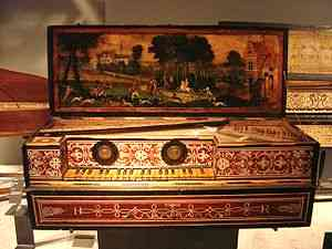 Birth of Classical Music: Flemish Renaissance Harpsichord