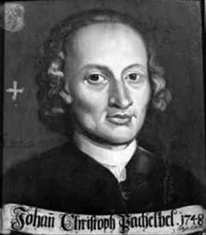 Birth of Classical Music: Johann Pachelbel