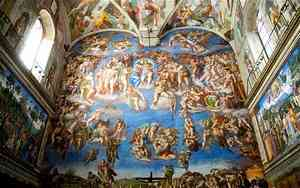 Birth of Classical Music: The Last Judgement - Michelangelo