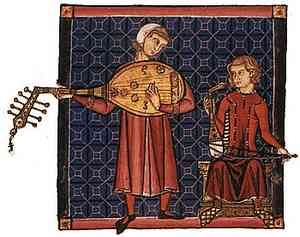 Birth of Classical Music: 12th Century Lute Player