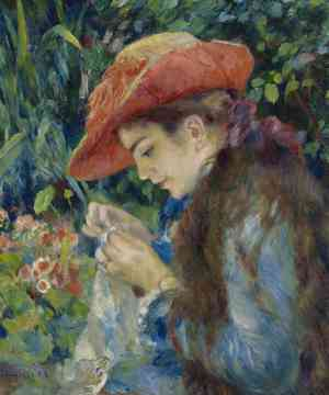 Birth of Classical Music: Late Romantic: Impressionist Painting: Renoir