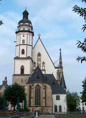 Birth of Classical Music: St. Thomas Church