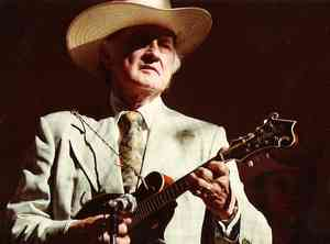 Birth of Bluegrass Music: Bill Monroe