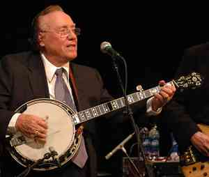 Birth of Bluegrass Music: Earl Scruggs