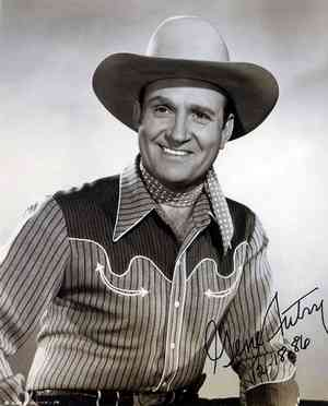 Birth of Country Western: Gene Autry
