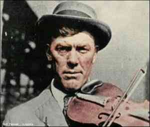 Birth of Bluegrass Music: Gid Tanner