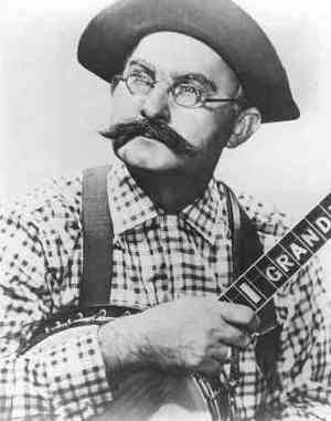 Birth of Bluegrass Music: Grandpa Jones