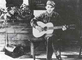 Birth of Folk Music: Jimmie Rodgers