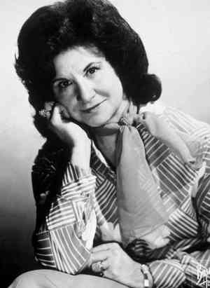 Birth of Country Western: Kitty Wells