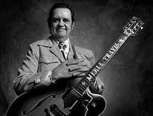 Birth of Country Western: Merle Travis
