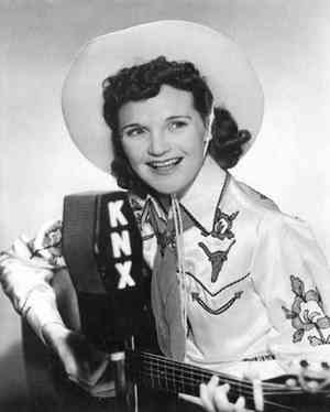 Birth of Country Western: Patsy Montana