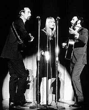 Birth of Folk Music: Peter, Paul and Mary