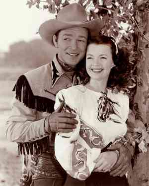 Birth of Country Western: Roy Rogers & Dale Evans