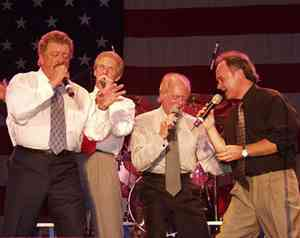 Birth of Country Western: Statler Brothers