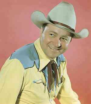 Birth of Country Western: Tex Ritter