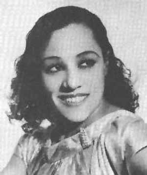Birth of Swing Jazz: Blanche Calloway