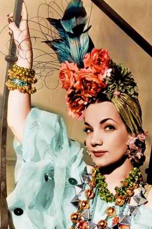 Birth of Modern Jazz: Carmen Miranda