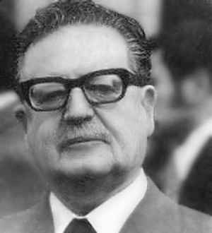 Birth of Modern Jazz: Salvador Allende