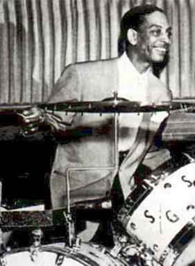 Birth of Swing Jazz: Sonny Greer