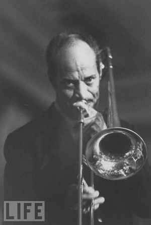Birth of Swing Jazz: Vic Dickenson