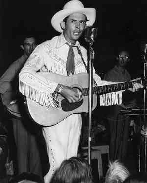 Birth of Country Western: Hank Williams