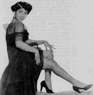 Birth of R&B: Ruth Brown