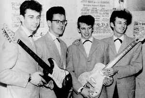 Birth of Rock and Roll: The UK Beat: Rory Storm & the Hurricanes