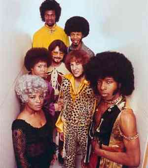 Birth of Rock & Roll: Sly and the Family Stone